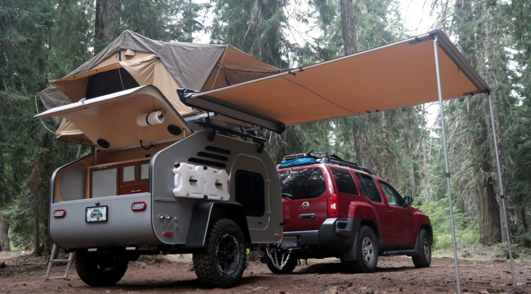 Terra Drop Caravane 4x4 La Solution Baroudeur Camping
